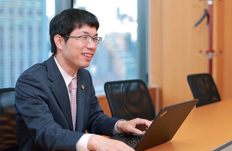 代表弁護士 西川 暢春 Nobuharu Nishikawa
