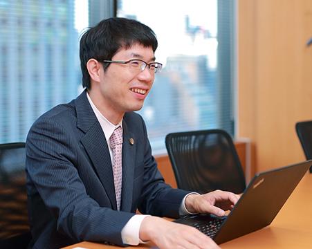 代表弁護士 西川暢春